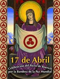 Celebración Pacto de Roerich - Stgo. Chile
