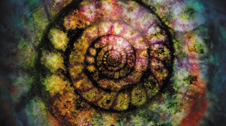 infinita danza espiral